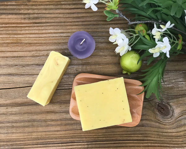 Handcrafted Soap ~ Lemongrass