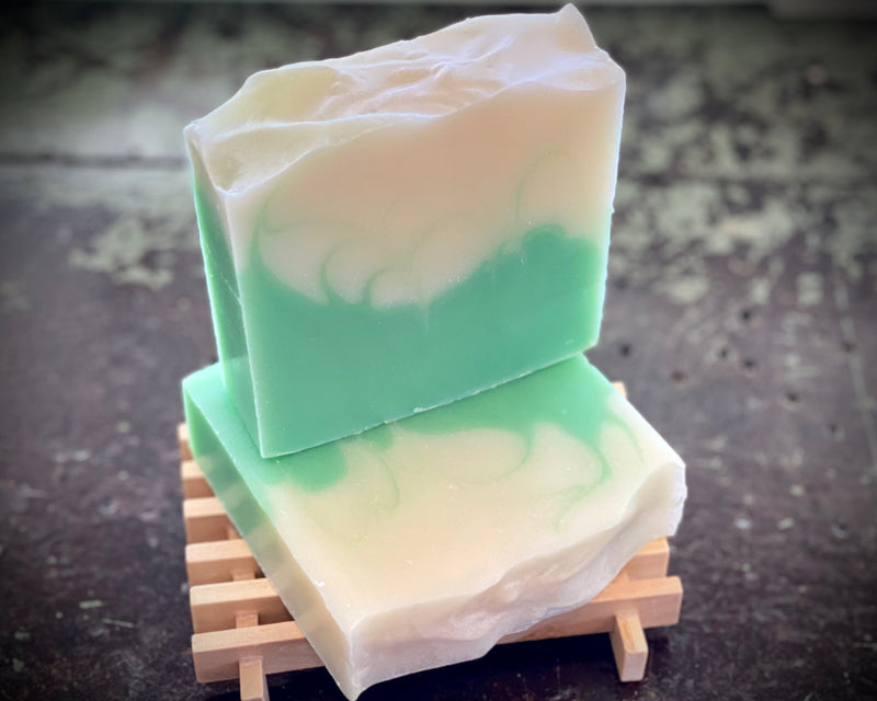 Handcrafted Soap ~ Calming Chamomile