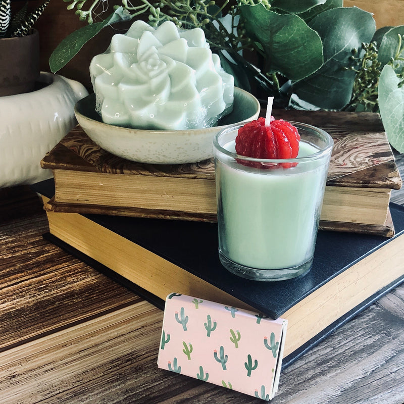 Shop Candle ~ Cactus Votives