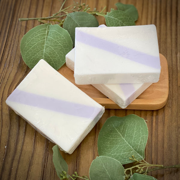 Boutique Soap ~ Goats Milk Lavender Fields