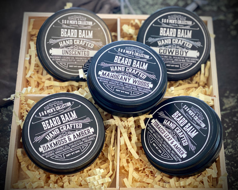 Men's Collection ~ Beard Balm