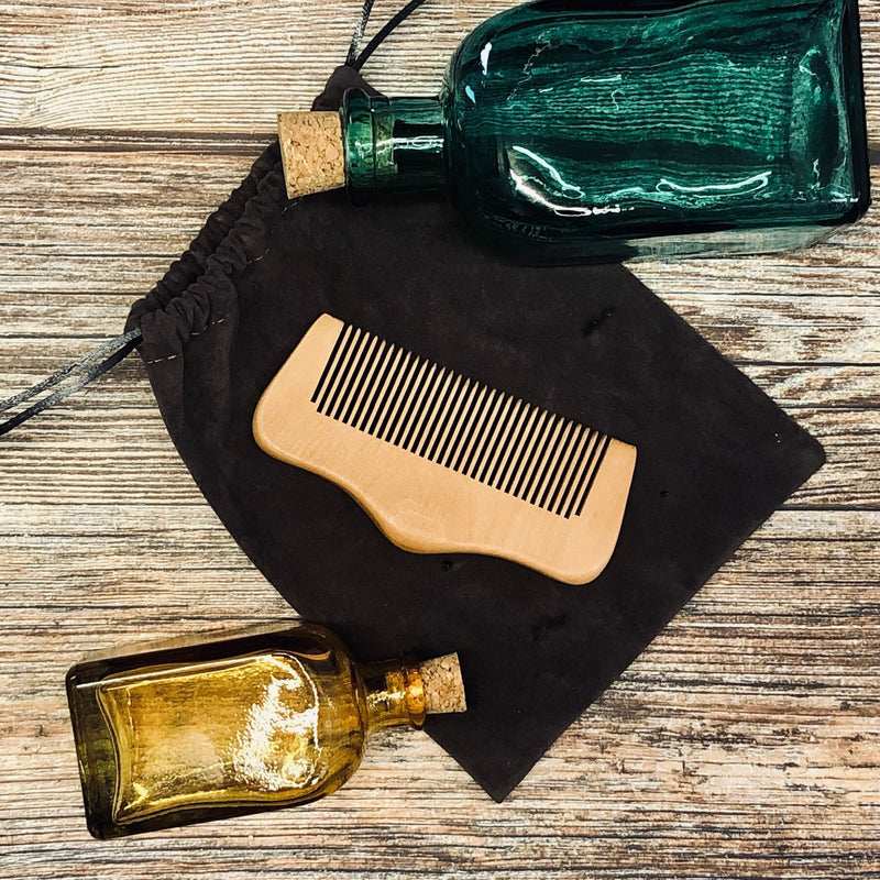Men's Collection ~ Wooden Combs