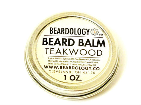 Teakwood - Beard Balm