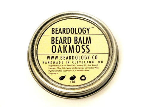 Oakmoss - Beard Balm