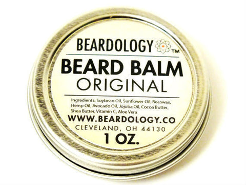 Original - All Natural Beard Balm - 1oz.
