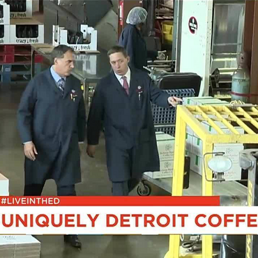 Live in the D: Uniquely Detroit—Detroit Coffee