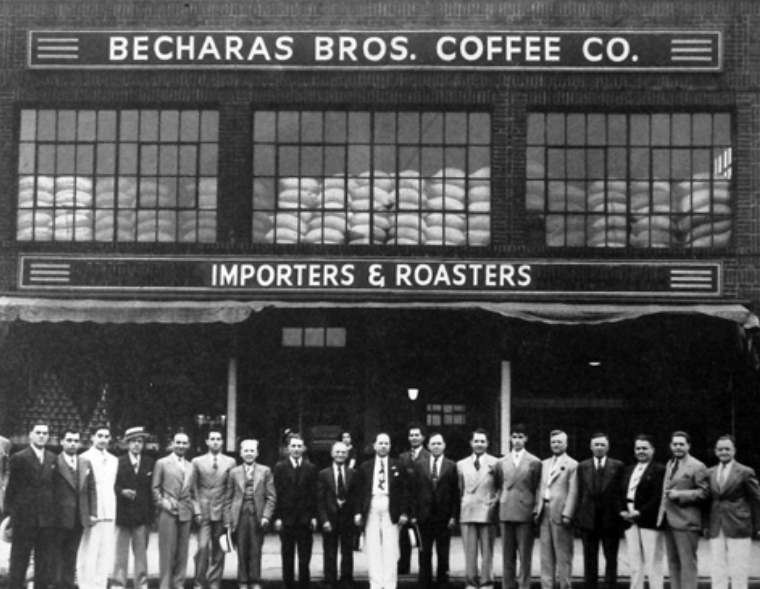 Becharas Brothers Coffee Co.