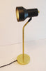 The Brass Step Table Lamp