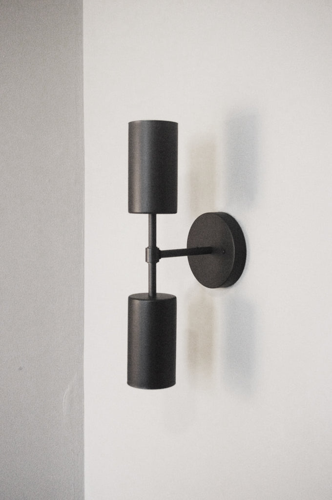 Cove Double Arm Sconce
