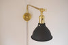 Concordia XL Swing Arm Lamp