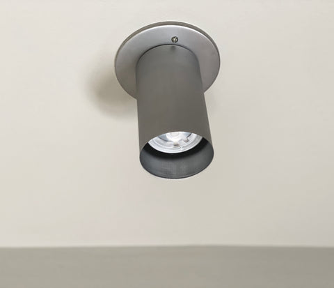 Cove Flush Spot - Sealed Steel