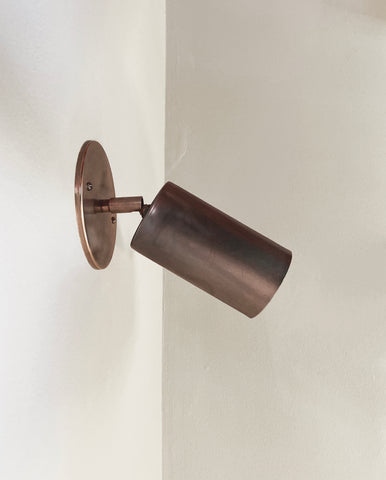 Cove Wall Lamp - Bronze