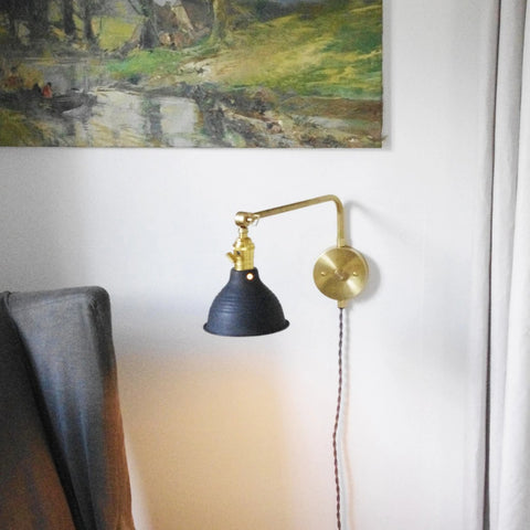 Concordia Swing Arm Lamp