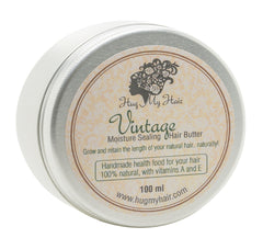 Vintage Moisture Sealing Hair Butter