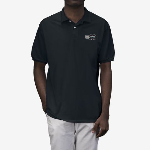Hudspin Entertainment Men's Polo Shirt