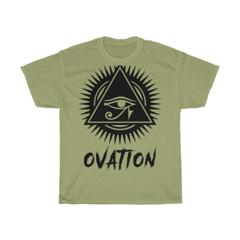 Dj Ovation Unisex Heavy Cotton Tee