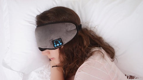 bluetooth eye mask