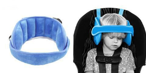 infant car seat head support