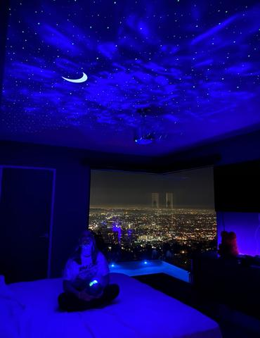 starry light projector