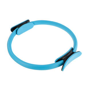 Pilates Ring for Fitness Full Body Workout Yoga Weight Loss Sculpting