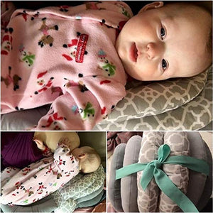 Adjustable Breastfeeding Baby Nursing Pillow