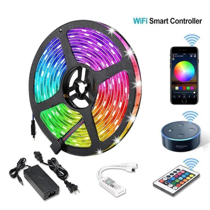 Smart Wifi LED Strip Lights