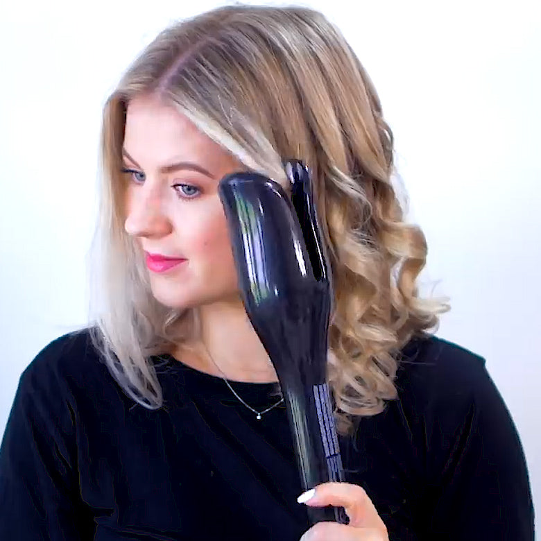 Automatic Hair Curling Wand Air Curler Curling Iron