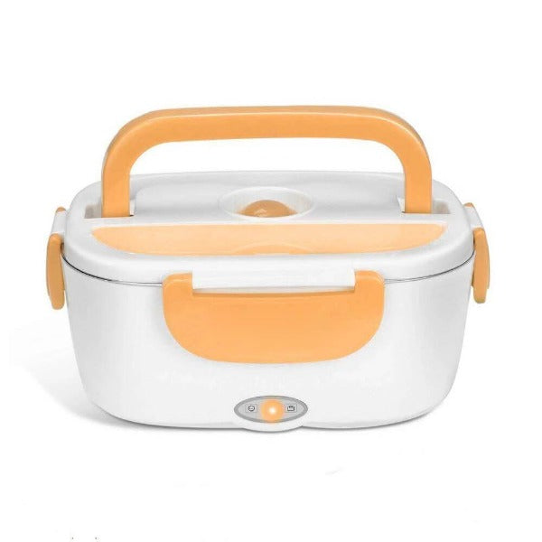 Electric Heated Lunch Box, Portable Food Warmer for Car, Self Heating Hot Lunch Box Meal Heater