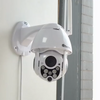 1080P Security Surveillance Cameras Outdoor Waterproof Wireless PTZ Camera with Night Vision - IP WiFi Cam Surveillance Cam Audio Motion Activated