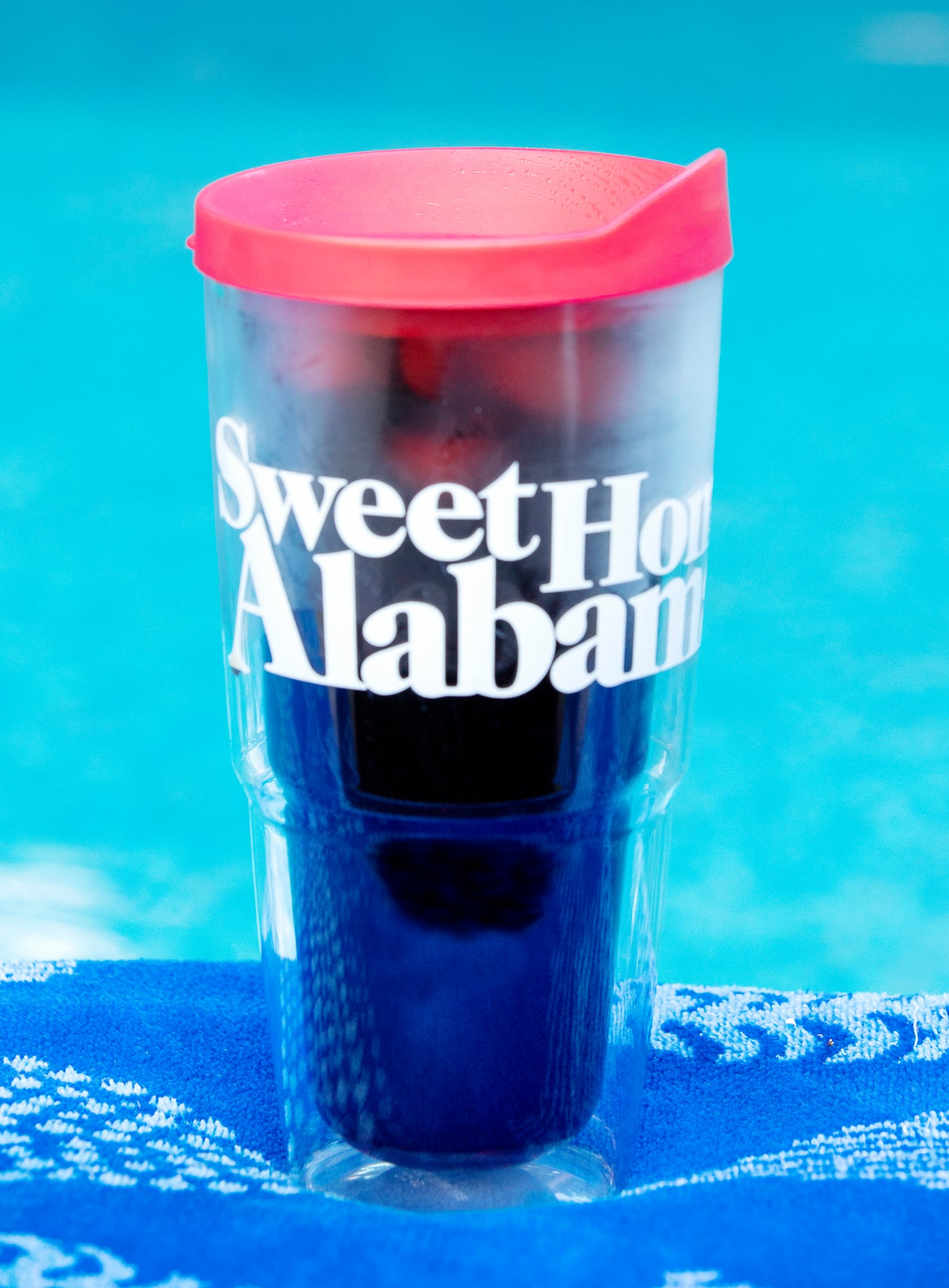 Alabama Travel Tumbler