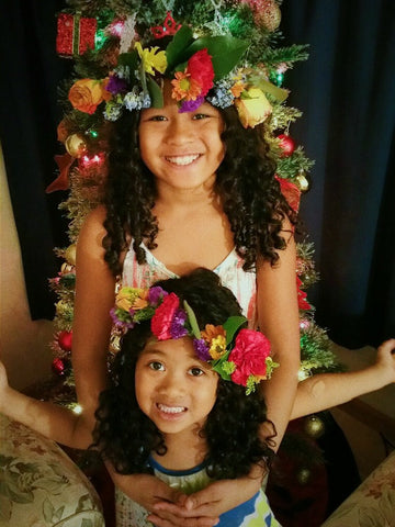 diy_flower_crown_kids_fun_christmas_tree