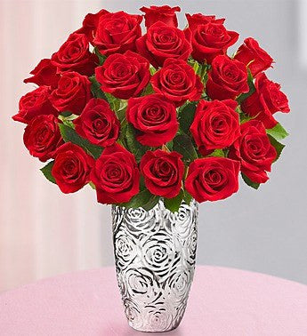 24 Red Roses. - OOS