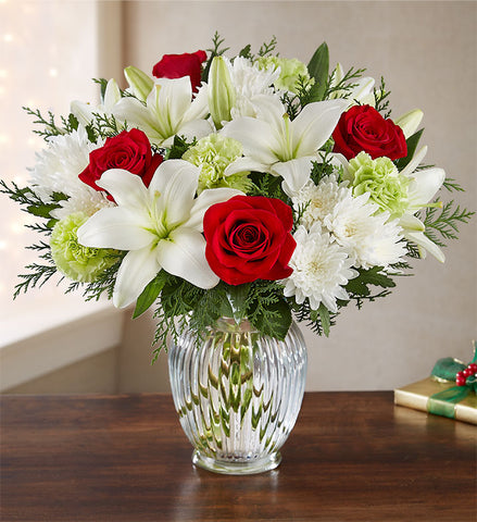Christmas flowers gifts florists floral bliss mightylinksfo