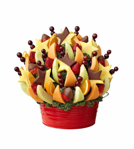 Deluxe Fruit Medley.