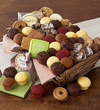 Basket of Baked Delights - OOS