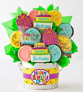 Birthday Cookie Pail - OOS