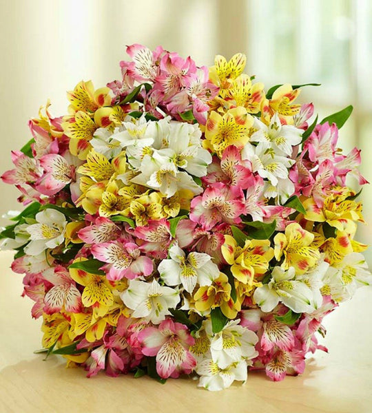 100 Blooms Bouquet Only