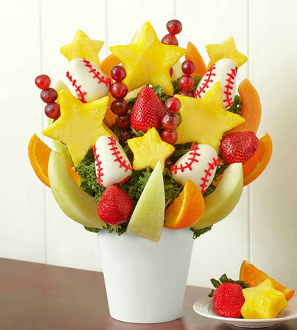 Berry Ball Arrangement.