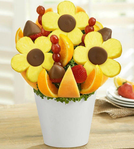 Fall Flowers And Fruit.-OOS