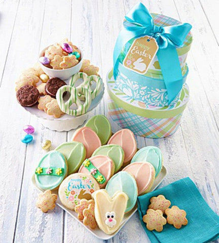 Easter Sweet Treats Tower - OOS