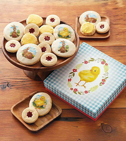 Delicious Easter Cookie Box - OOS