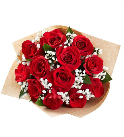 Red Roses, 6-24 Stems