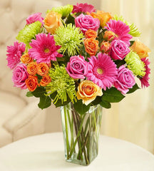 Florists Flash Sale: Bouquet + Vase from $24.99