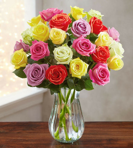 Assorted Rose Bouquet
