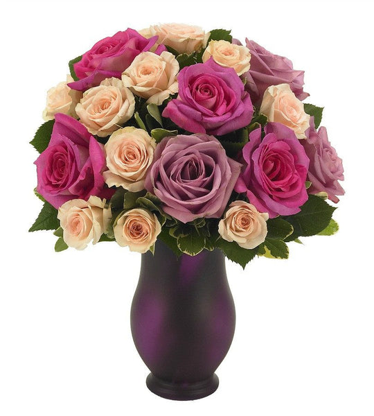 Colorful Rose Bouquet - Florists.com  - 2