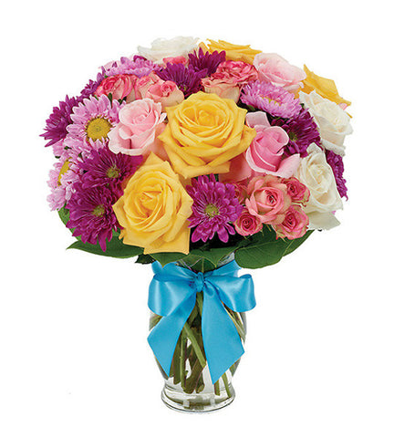 Brighten Your Birthday Bouquet