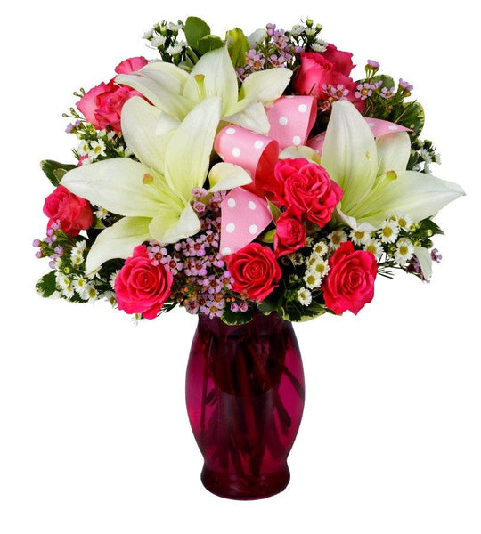 Floral Mixture Bouquet