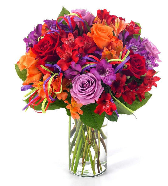Rainbow Splendor - Florists.com