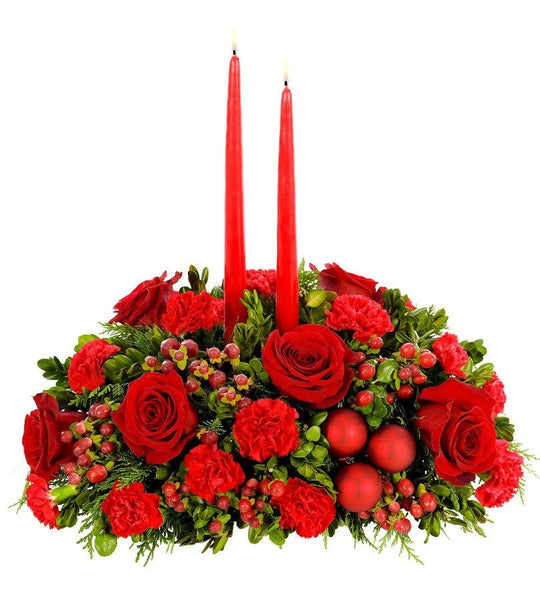 Holly Jolly Centerpiece - OOS