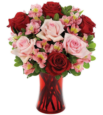 Blossoming Romance Bouquet. - OOS